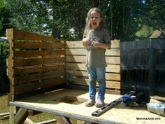 Momma Jorje: Chicken Coop Project - Part I