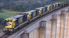 Rota Bioceânica - Fique por dentro: Ferrovias devem ficar de fora de concessões, dizem...