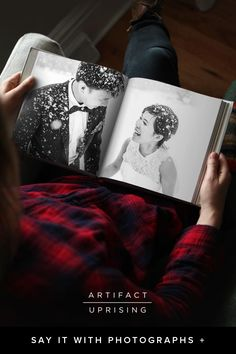 This holiday, give the gift of photos: Create premium quality photobooks of your wedding photos with @artifactuprsng. With a variety of sizes and styles, each book is distinguished for its premium quality materials.