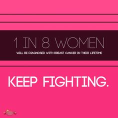 Awareness is the start of fighting Cancer