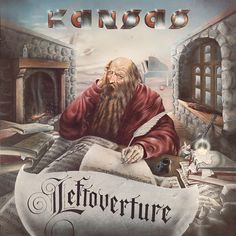 """Kansas, """"Magnum Opus: Father Padilla Meets the Perfect Gnat / Howling at the Moon / Man Overboard / Industry on Parade / Release the Beavers / Gnat Attack""""   #progrock"""