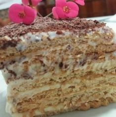 Bulgarian Food, Bulgarian Recipes, Bakeries, Cookie Desserts, Soul Food, Vanilla Cake, Recipies, Deserts, Food And Drink