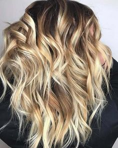 Balayage High Lights To Copy Today - Electric - Simple, Cute, And Easy Ideas For Blonde Highlights, Dark Brown Hair, Curles, Waves, Brunettes, Natural Looks And Ombre Cuts. These Haircuts Can Be Done DIY Or At Salons. Don't Miss These Hairstyles! - https://www.thegoddess.com/balayage-high-lights-to-copy