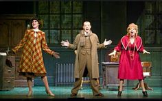 Easy street-Lily St. Regis, Rooster and Miss Hannigan