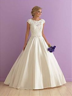 Bridal Gowns Allure Romance 2914 Bridal Gown Image 1