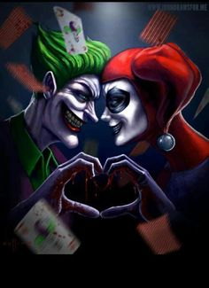 Joker Loves Harley