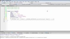 Variables can be used to represent and display data inside printf function and it reduces the repetition significantly, the programmer will have to make a ch. The C Programming Language, Programming Languages, C Programming Tutorials, Integers, Variables