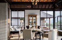 Discover PIA's Hospitality interior design projects. Thailand's leading design studio with over 20 years experience. Lodges, Guest Room, Camps, Living Room, Interior Design, Villas, Hospitality, Design Projects, Modern