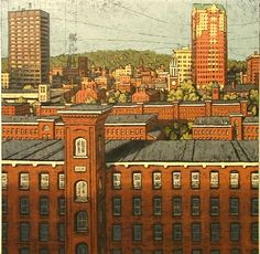 TIMOTHY CRAIG  Manchester (NH) Afternoon Light