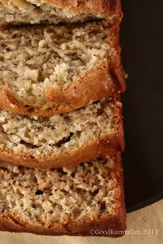 Banana Bread - good stuff!