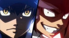TITOLO: Ace of Diamond TITOLO ORIGINALE: ダイヤのA TOTALE EPISODI:75 OPERA ORIGINALE:Manga GENERE:Spokon, Shounen TRAMA: Eijun Sawamura è un lanciatore man
