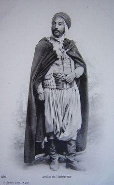 Algerian Men, Nineteenth Century