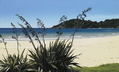 Woolley's Bay, Northland, New Zealand. I spent my childhood vacations in this cove, and have never forgotten it.