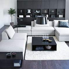 IKEA VAXHOLM modular sofa 2011