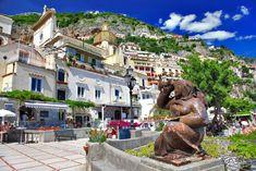 #Viajar a #Italia y recorrer #Positano es un sueño que puedes cumplir con #Despegar. Compra tus #boletos #baratos con Despegar para tu #viaje #trip #travel #turismo