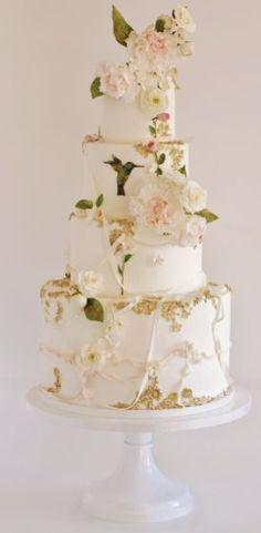Wedding Cake Inspiration - Maggie Austin Cake