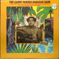 Gabby Pahinui, Slack key guitarist. An icon of the islands in the 70s....the best album I've ever owned....SM