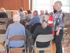 On April 4, Tamarack celebrated with grandparents and special friends for Grandparents  Day.