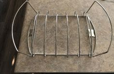 2 Moms, 1 Blog: Cave Tools: Rib Roast Rack