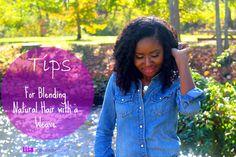 Best Weave for Blending Natural Hair: KinkyCurlyYaki Review - Lisa a la modeLisa a la mode