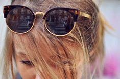 Beautiful Retro Sunglasses