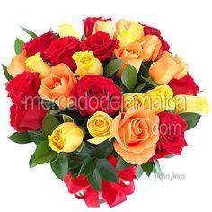 Flores en Mexico df Rosas Rojas Ana !  Envia Flores