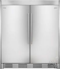frigidaire fprh19d7lf 186 cu ft all with 3 fullwidth cantilever glass