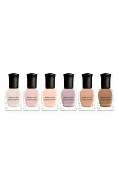 Deborah Lippmann 'Undressed' Nail Polish Set ($72 Value) | Nordstrom