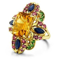 Ring by Badgley Mischka