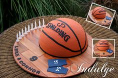 Image result for basketball cake