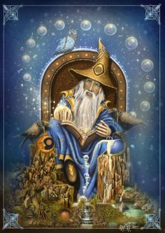 Mystical Wizard - Bing Images