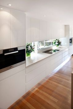 Bellevue Hill contemporary-kitchen