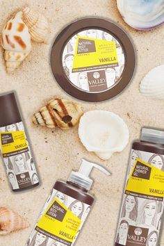 Kαλοκαιρινό spa αρωματοθεραπείας στο σώμα σας με το γλυκό, αφροδισιακό άρωμα της βανίλιας που βελτιώνει την διάθεση και ανεβάζει την ενέργεια  🌱Shower Gel 🌱Body Lotion 🌱Body Butter 🌱Eco Spray Deodorant  Φυσικά προϊόντα με επιπρόσθετα οργανικό εκχύλισμα ροδιού, οργανικό βούτυρο καριτέ και οργανική αλόε βέρα.  ΔΙΑΘΕΣΗ: Σκλαβενίτης, Hondos Center, Galerie de Beaute, My Market, Γαλαξίας Natural Showers, Shower Gel, Aloe, Body Care, Lotion, Vanilla, Organic, Cosmetics, Lotions