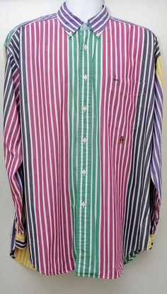 90's Vintage TOMMY HILFIGER Designer by StandoutVintageStore, $34.00 /// www.art-by-ken.com