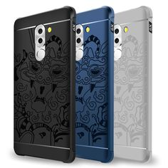 Luxury Mobile Phone Case for Huawei Honor 6x Anti-konck Case for Huawei honor 6x Mobile Phone Case