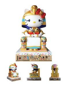 Hello Kitty tokidoki Kittypatra Figurine