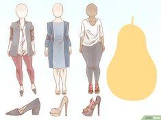 Xl Mode, Mode Plus, Pear Shape Fashion, Pear Shaped Outfits, Pear Shaped Dresses, Silhouette Mode, Apple Body Shapes, Pear Shapes, Pear Shaped Women