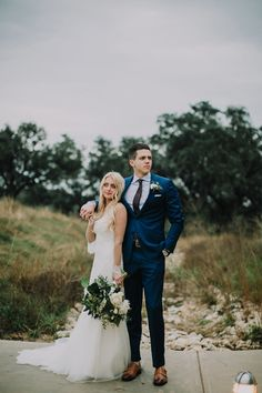A wedding at The Prospect House in Texas: Whitney + Nathan