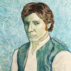 "totallyfubar: ""edharrington: "" ""Han Gogh"" "" Han Goghlo* "" Even better"