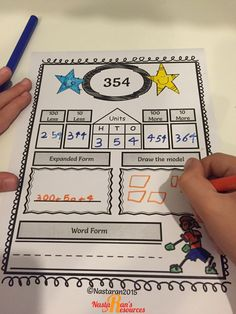 Common Core Place Value Second Grade is aligned to Common Core Standards and contains 23 practice worksheets and 8 mixed review sheets.