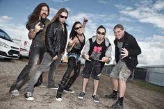 Das Lanzenanger-Festival vom 24. - 26. Juli 2015. Das frischeste Metalfest mit 34 Live-Bands