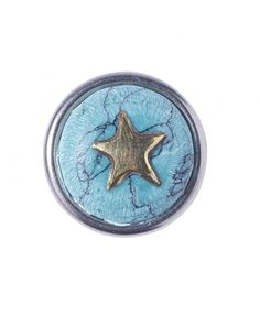 Noosa Petite Chunk 27.03 Apple Star Brooch, Apple, Stars, Amsterdam, Jewelry, Schmuck, Apple Fruit, Jewlery, Jewerly