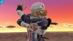 Sheik- Super Smash Bros, Wii U