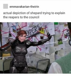 "Ah yes, ""reapers"""