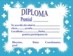 Lumea lui Scolarel...: Diplome de iarnă Social Security, Writing, Personalized Items, Oven Diy, Books, Cards, Manual, Brick, Nail Designs