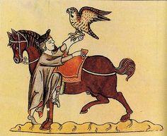 De arte venandi cum avibus, ca. 1240, Germany