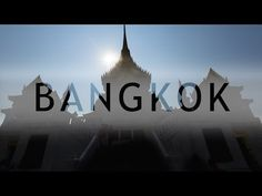 Bangkok Vibes in one minute - EXPEDIA (Drone, GoPro, Hyperlapse and Timelapse Video)