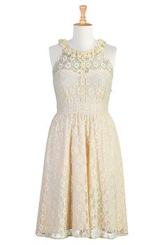 From eShakti. I bought this, custom made in my size, for about $30 after sale price and coupon. :D I plan to use it for rehearsal dinner, bridal shower or our small ceremony.