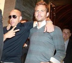 Paul and Vin