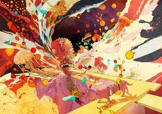 kudamono790 | 30 Painfully Talented Artists You Should Follow On Pixiv